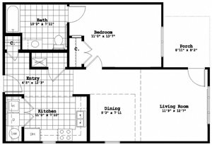 Metropolitan One Bedroom