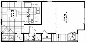 Metropolitan Two Bedroom