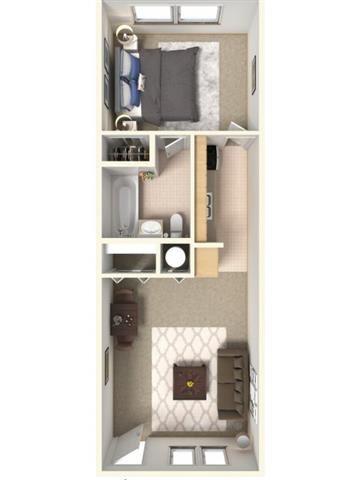 Deerfield Floor Plan| Cliffside