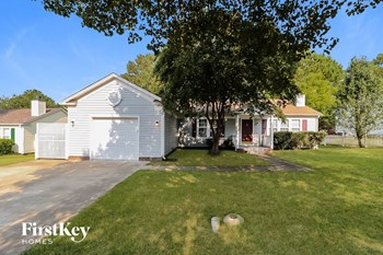1204 Canterbury Brook Ln 4 Beds House for Rent Photo Gallery 1