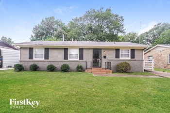 1261 S White Station Rd 3 Beds House for Rent Photo Gallery 1