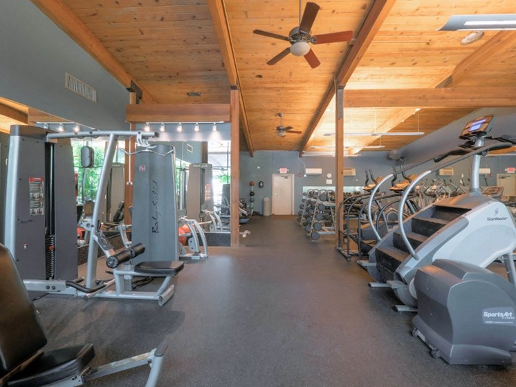 Barrington Lakes Fitness Center