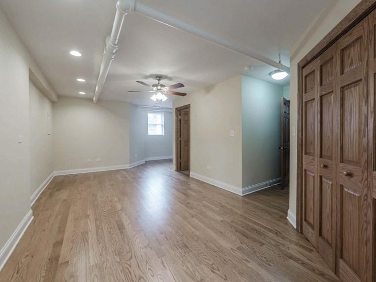 Rockwell Manor - Living Room