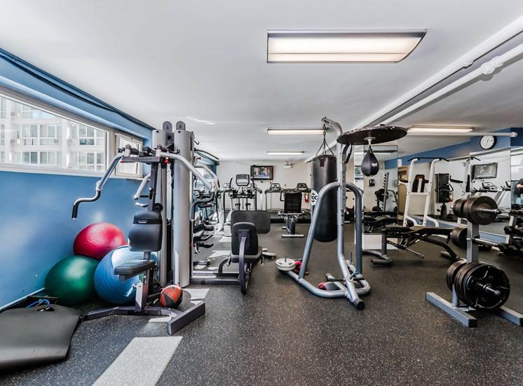 Group Fox - The Van Der Rohe - Fitness Center