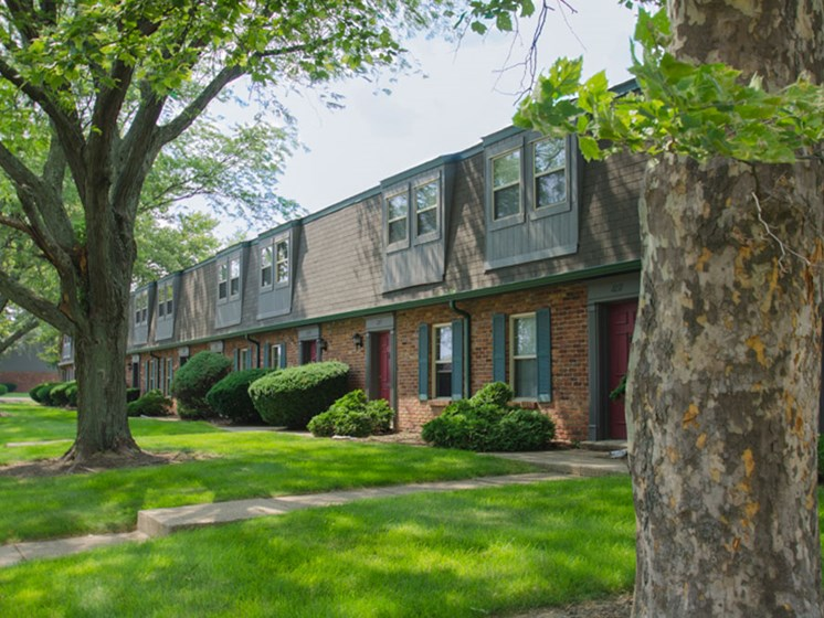 Heritage Knoll Apartments in Kettering, OH