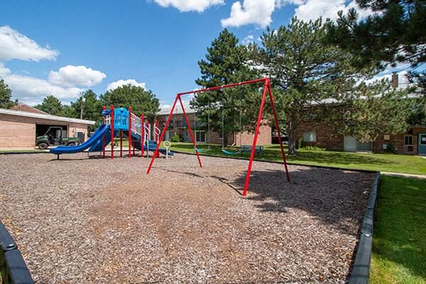 Playground Area; Warren Club in Warren, MI