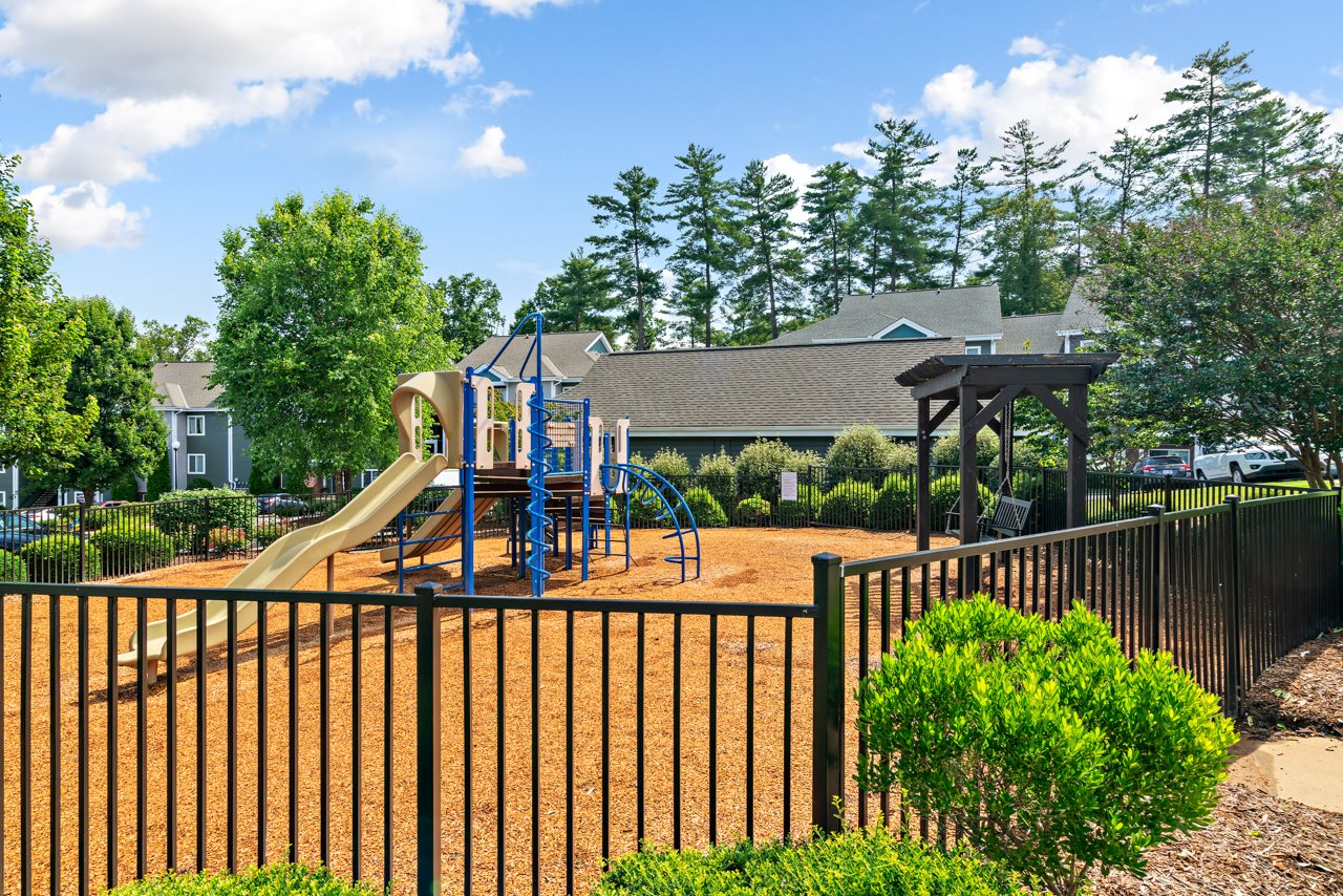 Residential Playground Area at Hawthorne at the Peak