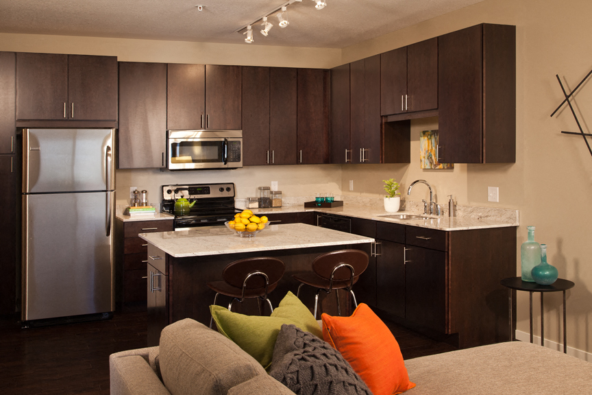 Granite Countertops. Stainless Steel, Energy Star Appliances. Luxury  Apartments In St Louis Park