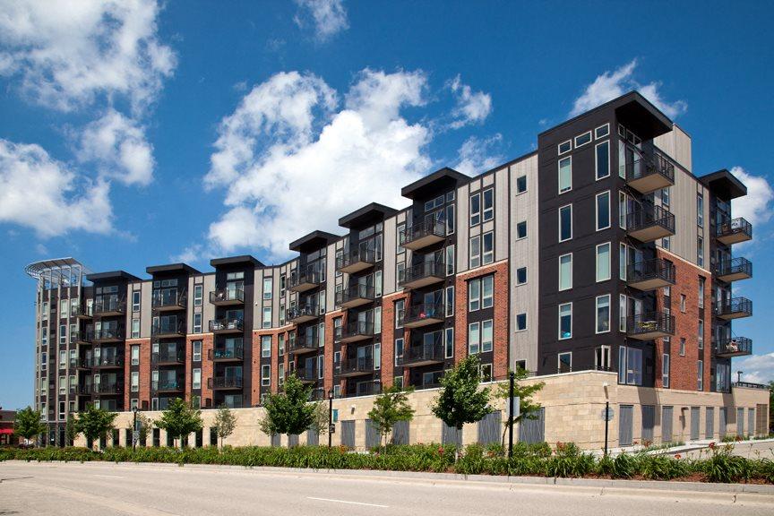 Park West Apartments St Louis Park Mn