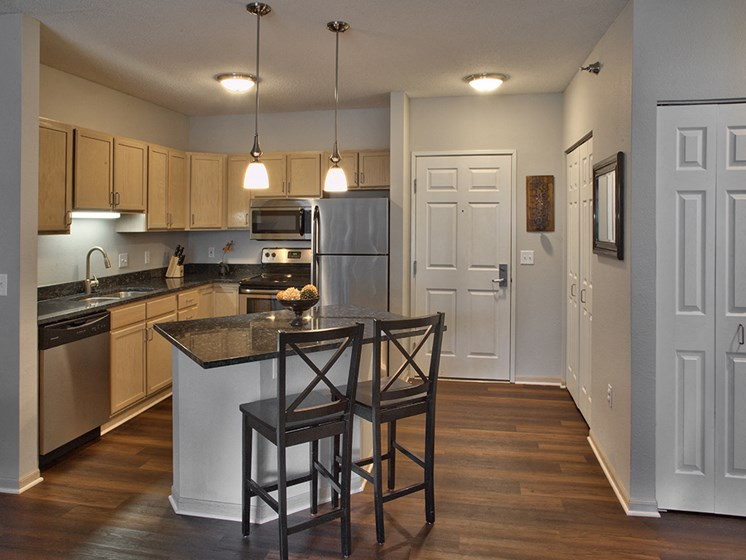 Upgraded Unit at Lake Susan Apartments in Chanhassen, MN