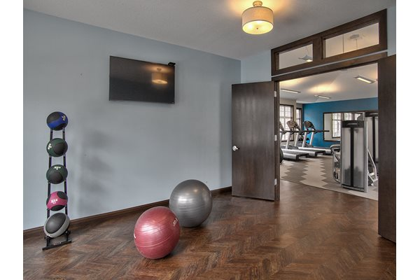 NEW Group Fitness Room