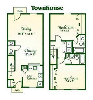 The Savannah Townhouse