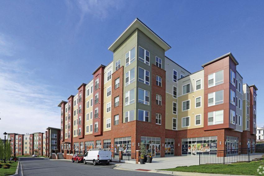 Urban Green Apartments exterior