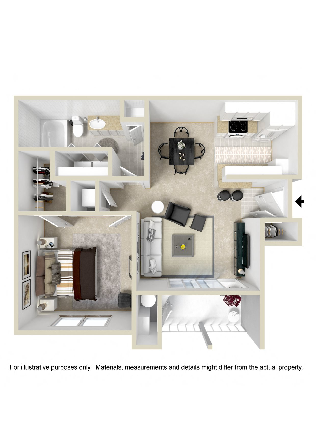 Kensington Floor Plan 1
