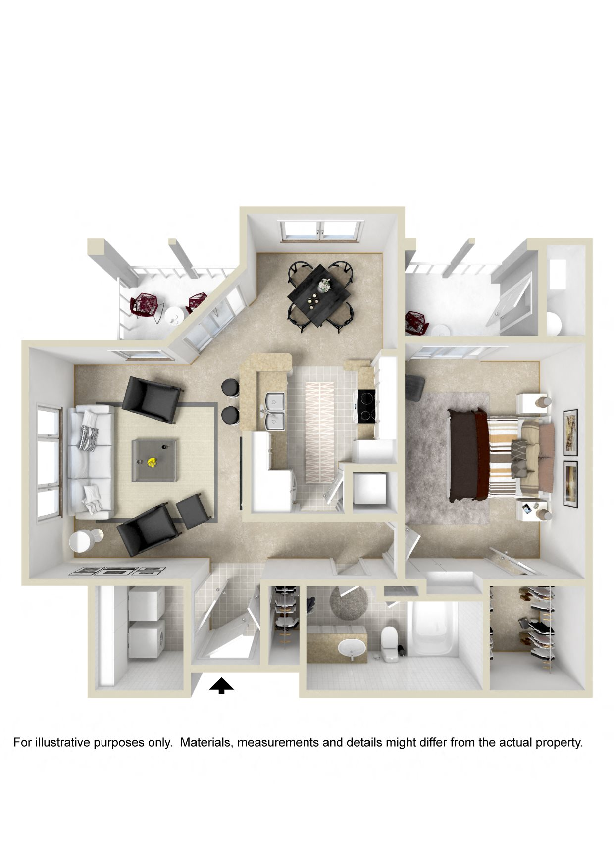 Summerville Floor Plan 2