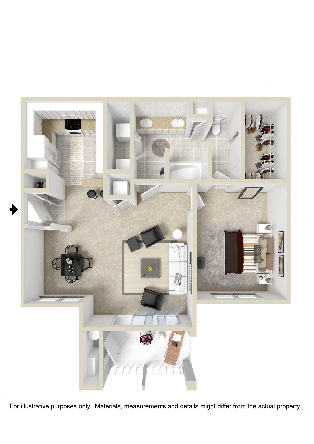 Stratford Floor Plan 3