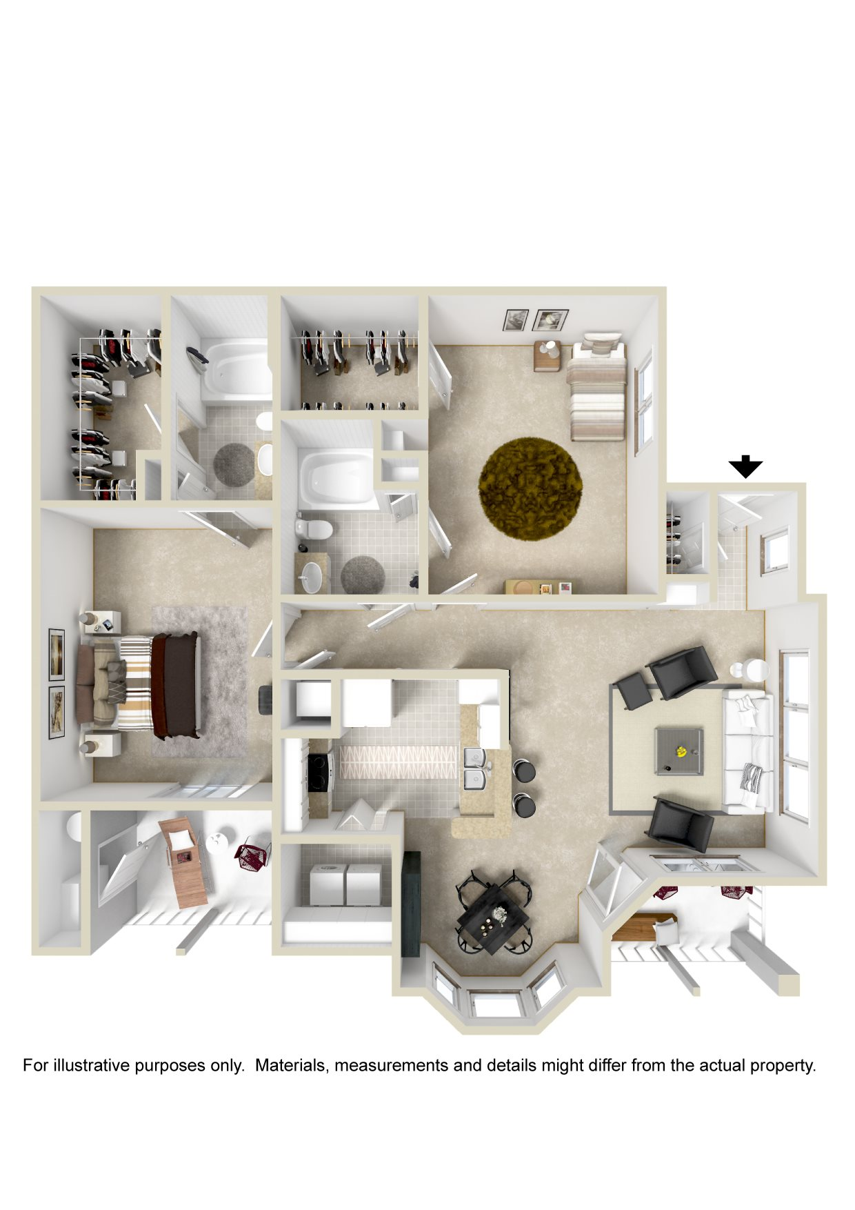 Copeland Floor Plan 5