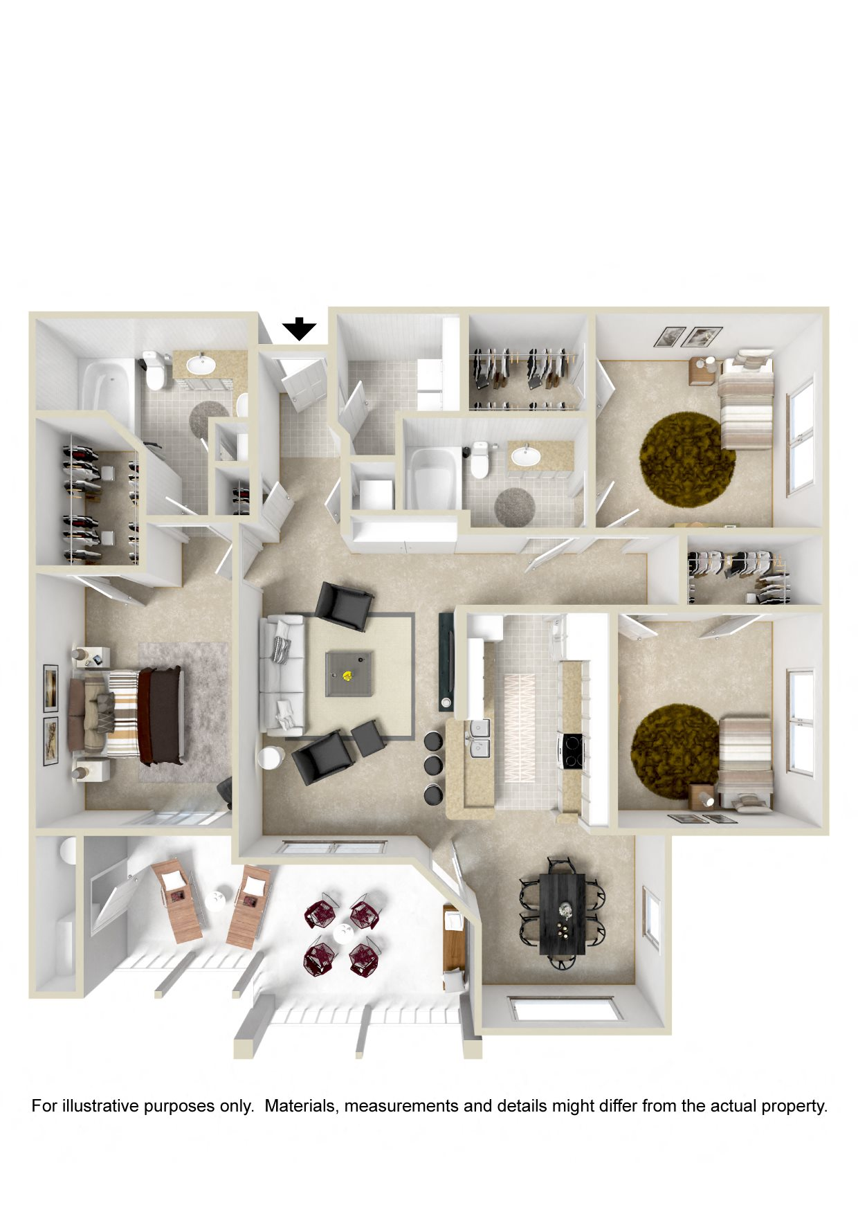 Fleming Floor Plan 7