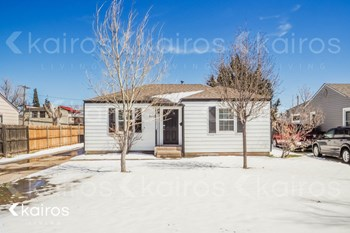 3415 S Hughes St. 3 Beds House for Rent Photo Gallery 1