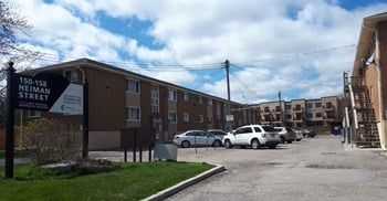 150-158 Heiman St 1 Bed Apartment for Rent Photo Gallery 1