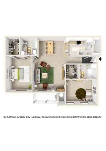 2 Bedroom - Phase II