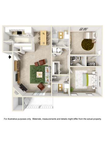2 Bedroom - Phase I