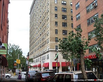 2100 Walnut Street Studio-2 Beds Apartment for Rent Photo Gallery 1