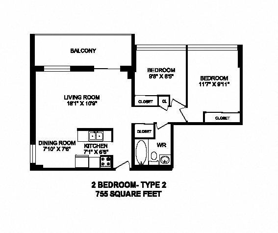 Market Street Apartments: Floor Plans Of Market Street Apartments In Hamilton, ON