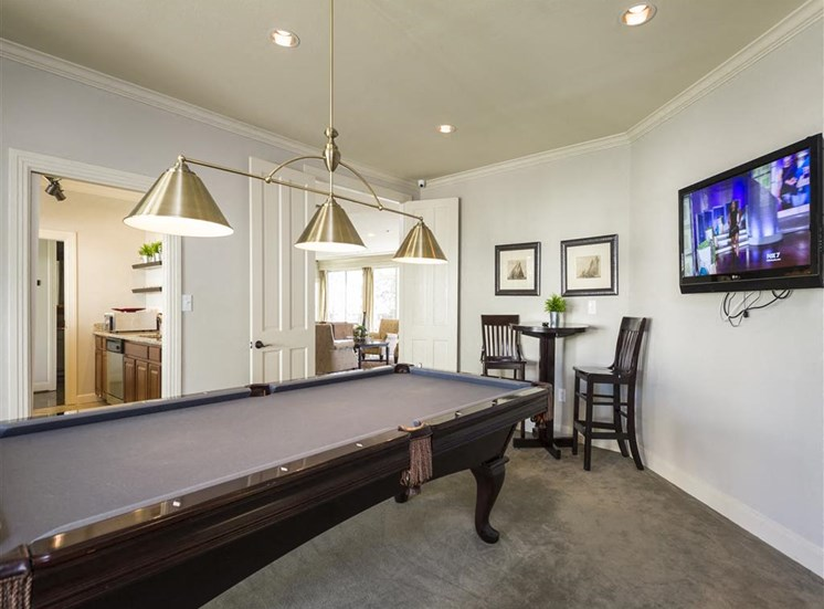 townhome interior