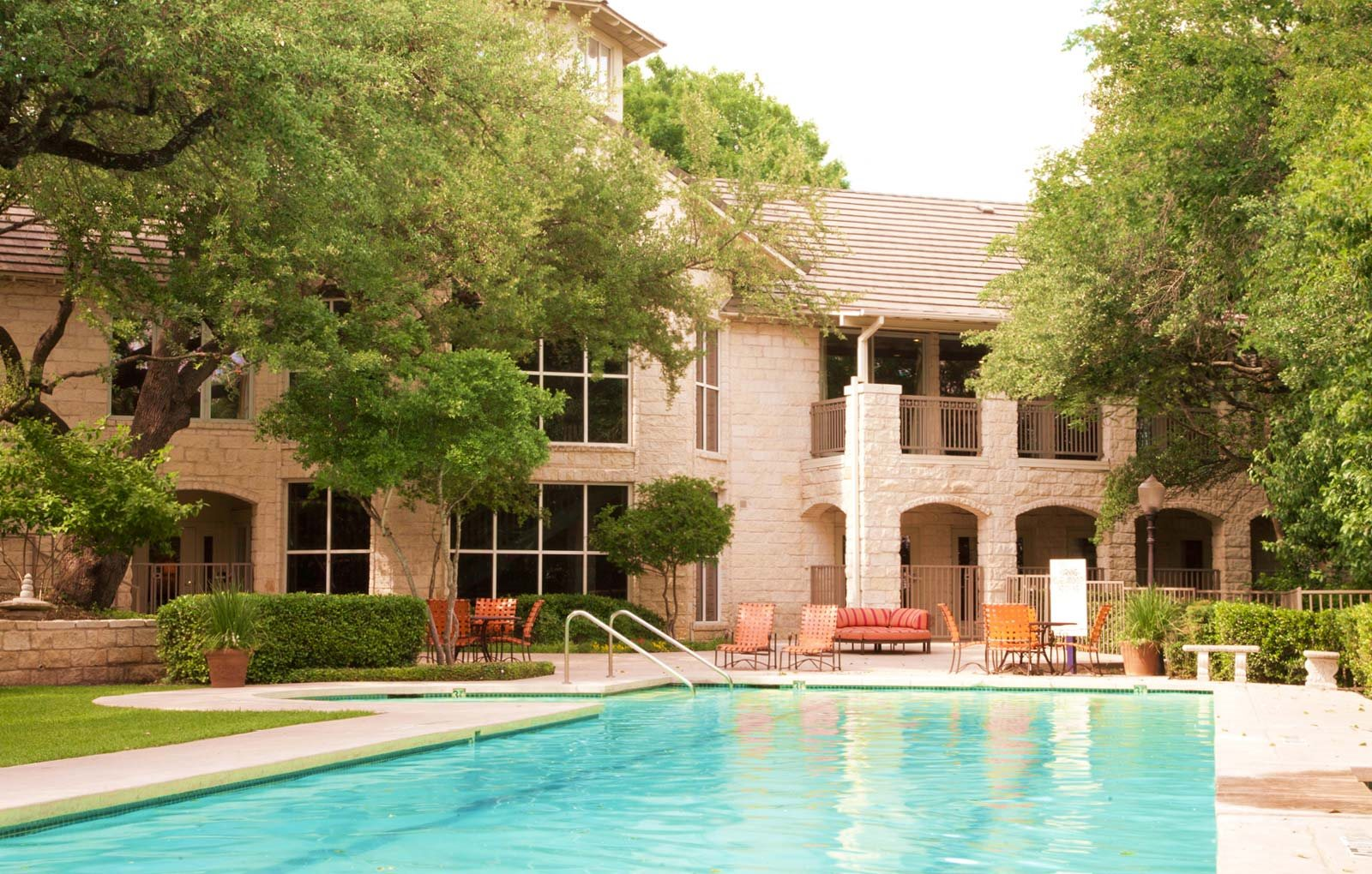 Northwest Hills Townhomes in Austin | Somerset Townhomes