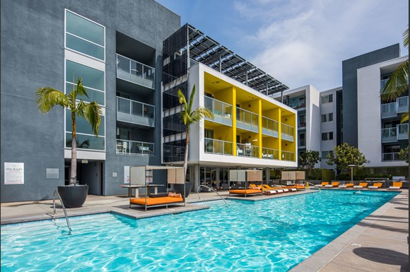 Luxury Apartments Marina Del Rey Ca