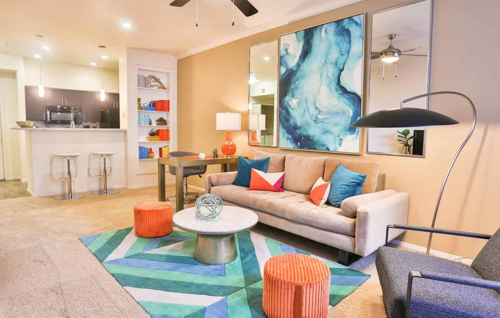 Luxury Apartments in The Heart of Old Town Scottsdale | The