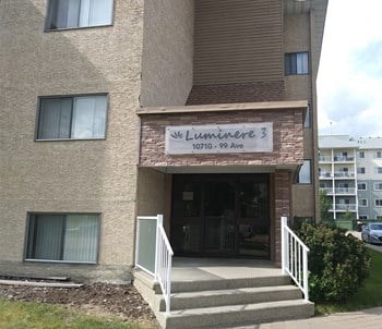 (0057) 10710 99 Ave 1 Bed Apartment for Rent Photo Gallery 1