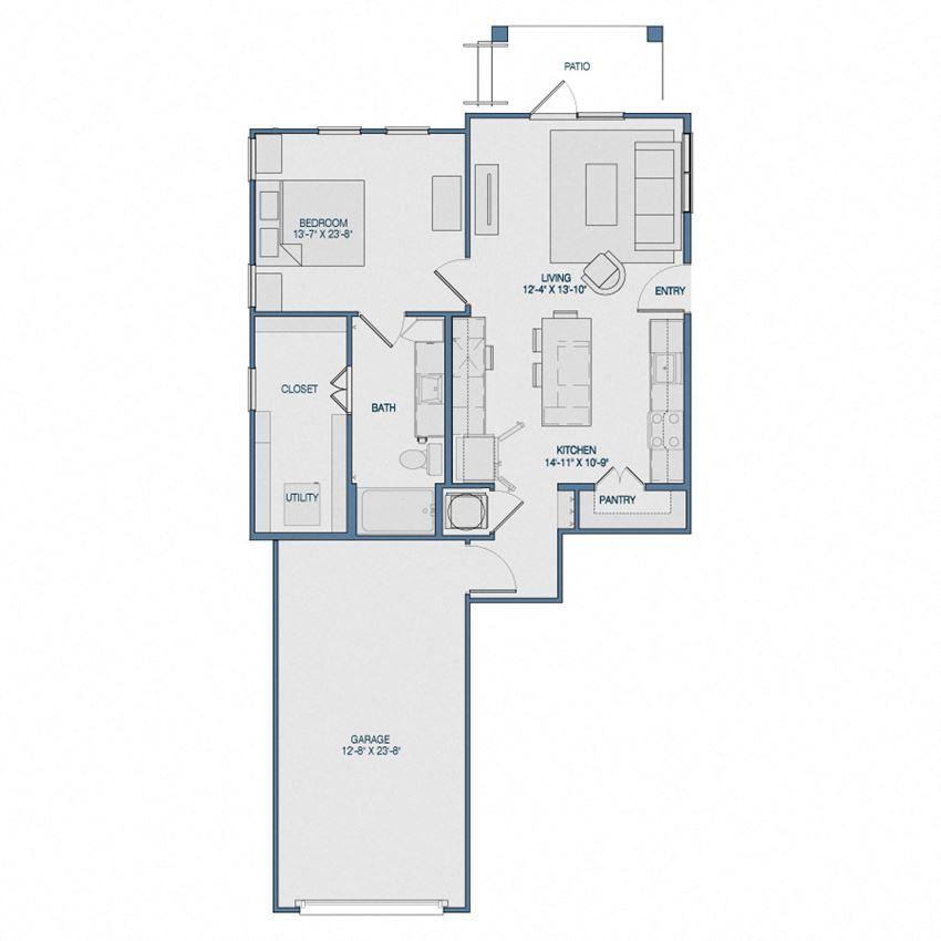 A3G1 Floorplan The Kathryn