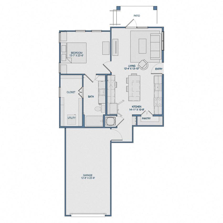 A3G4 Floorplan The Kathryn