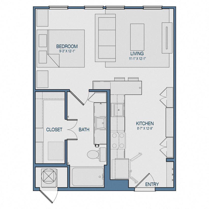 S1 Floorplan The Kathryn