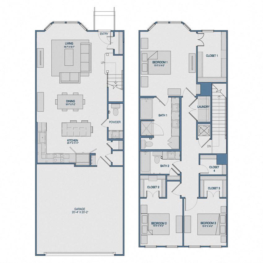 TH3C Floorplan The Kathryn