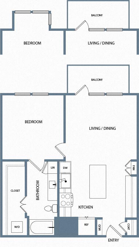 A2 Floorplan The Maxwell