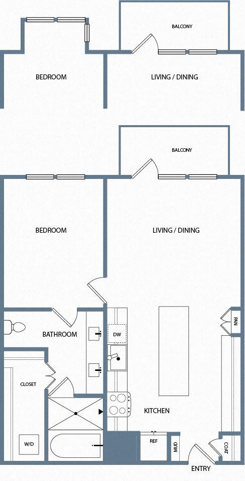 A3A Floorplan The Maxwell