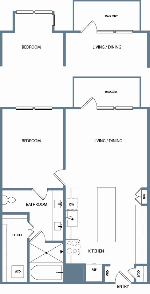 A3 Floorplan The Maxwell