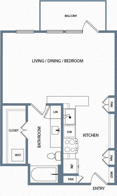 S2 Floorplan The Maxwell