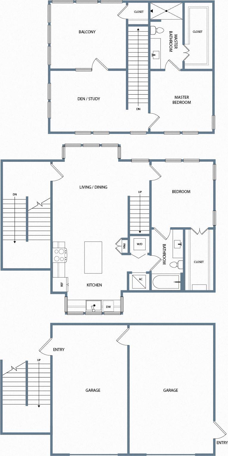 TH1G Floorplan The Maxwell