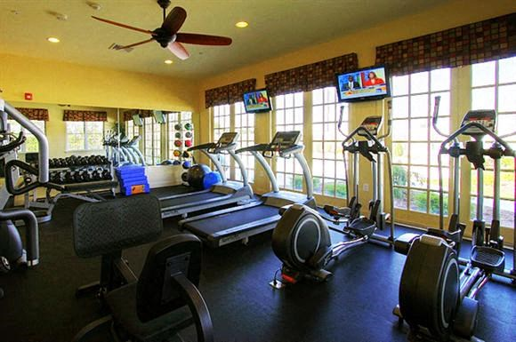 Liberty Park Apartment Fitness Center