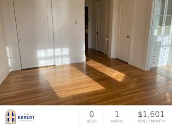240 Grand Avenue #2 Studio Apartment for Rent Photo Gallery 1