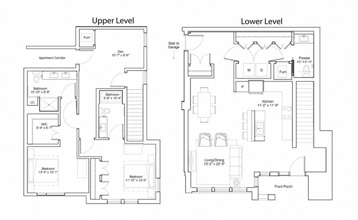 Ginger - Townhome