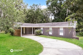 4651 CHARLES BENNETT DR #1 3 Beds House for Rent Photo Gallery 1