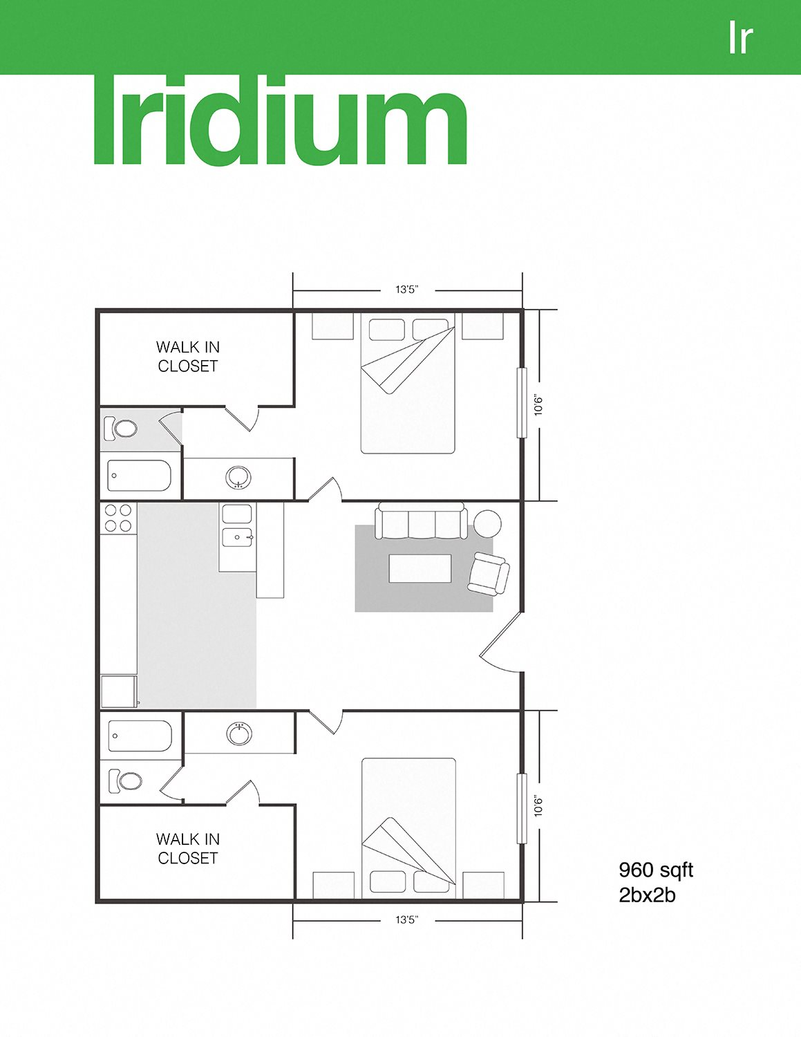 Iridium Floor Plan 9