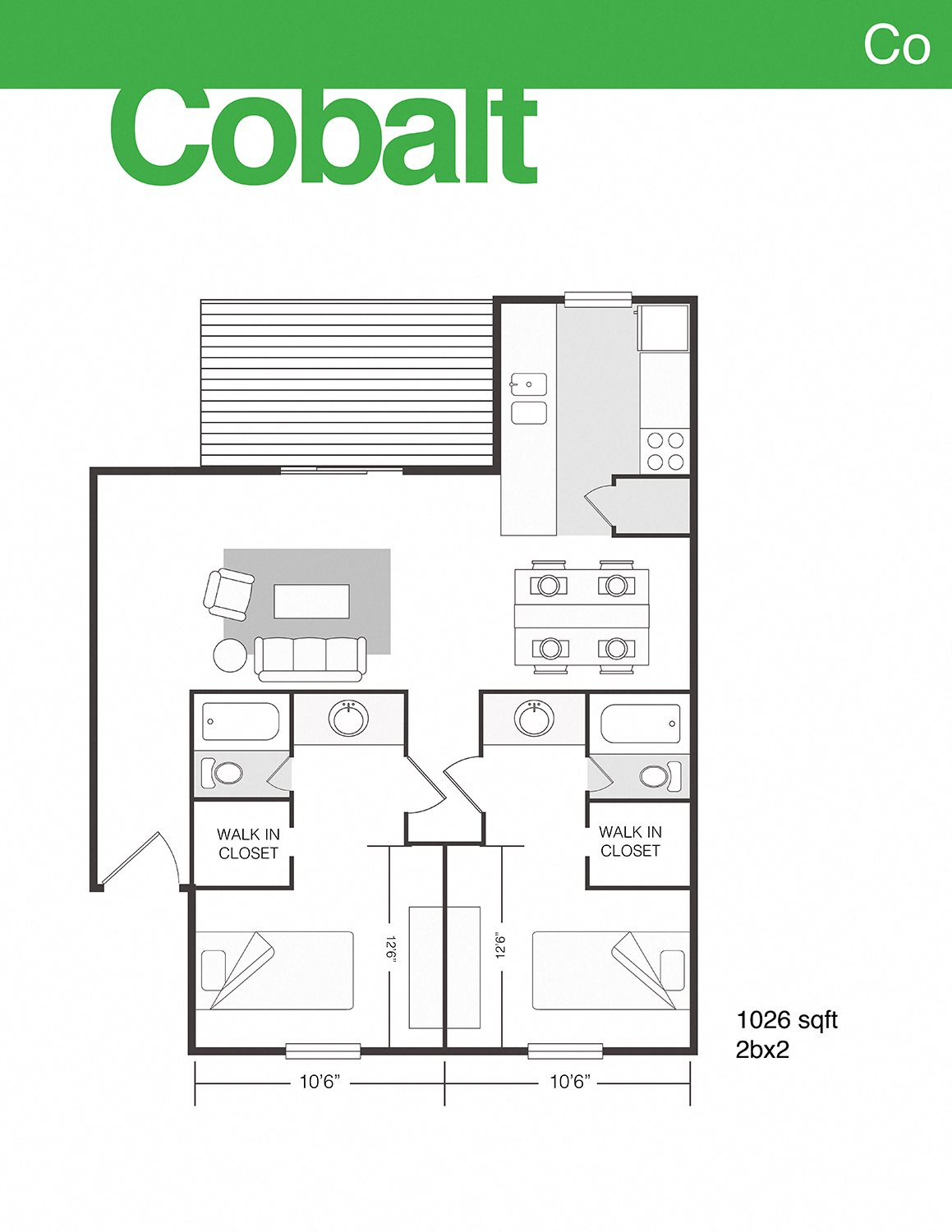 Cobalt Floor Plan 10