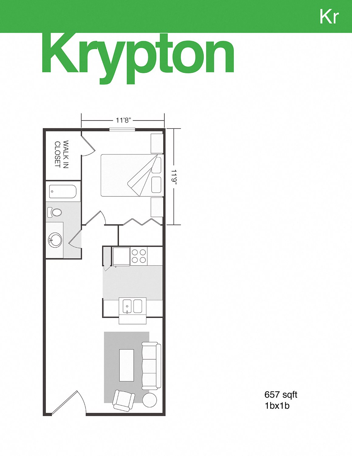 Krypton Floor Plan 3