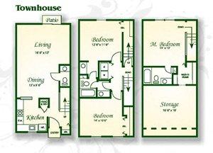 The Magnolia Townhouse
